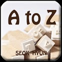 AtoZ EngVer(Simple Touch Game) icon