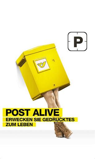 Post alive