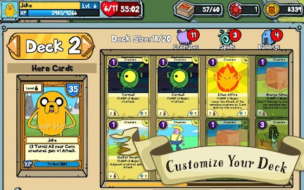 Card Wars - Adventure Time Screenshot 32