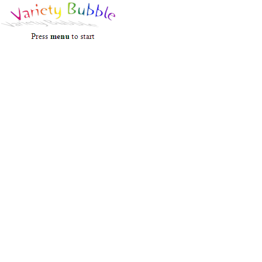 Variety Bubble