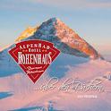 Alpenbad Hotel Hohenhaus logo