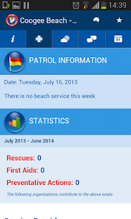 Beachsafe - screenshot thumbnail