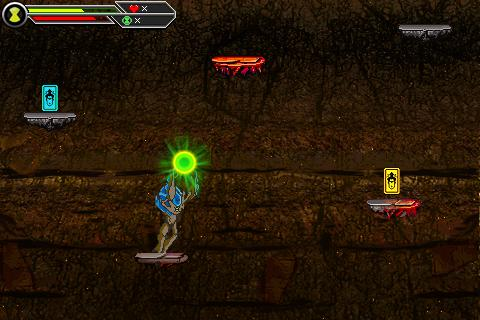 Ben10 Ultimate Alien UE Tablet - screenshot