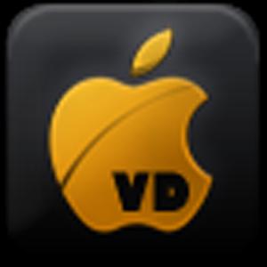 iPhone VD Theme 個人化 LOGO-阿達玩APP