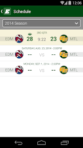 Edmonton Eskimos screenshot 3
