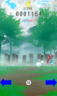 玩休閒App|東方 ふれふれこがさ~無料暇つぶしゲーム~免費|APP試玩