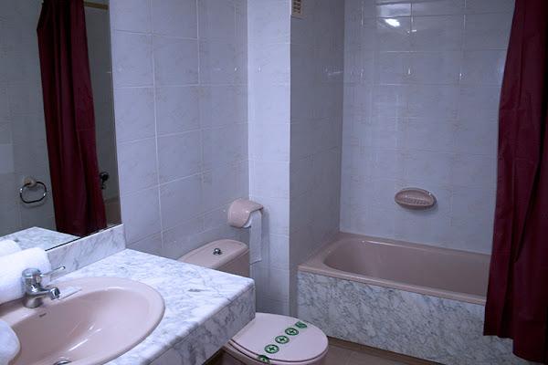Baño - Apartamentos Ibersol Arquus