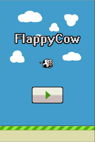 Flappy Cow: When Cows Fly