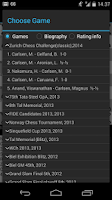 Screenshot of Magnus Carlsen Fan App