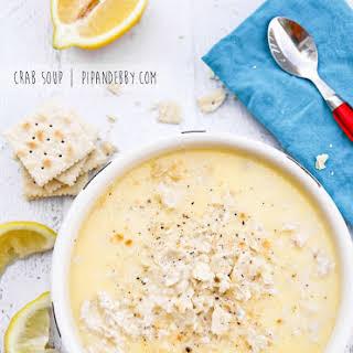 Crab Soup.