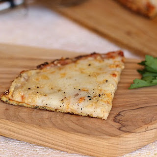 Personal Pan Cauliflower Pizza Crust (Dairy-Free).
