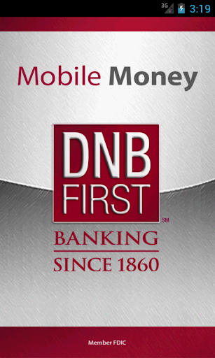 DNB First Mobile Money