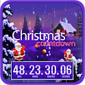 Christmas Countdown LWP Free icon