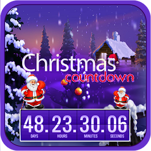 Christmas countdown lwp free android apps on google play - How to make a countdown your wallpaper ...