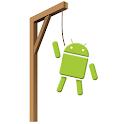 Hangman Android logo