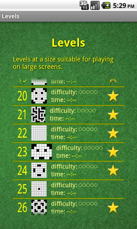 Domino Puzzle- screenshot