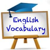 English illustrated Vocabulary