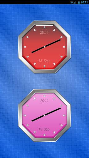 naps Analogue Uccw Clocks