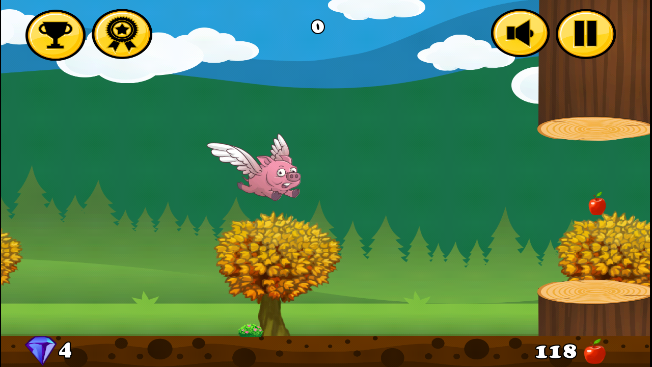 Flying Pig- screenshot