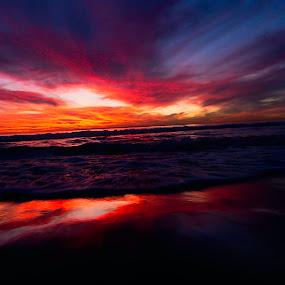 by John Chu - Landscapes Sunsets & Sunrises