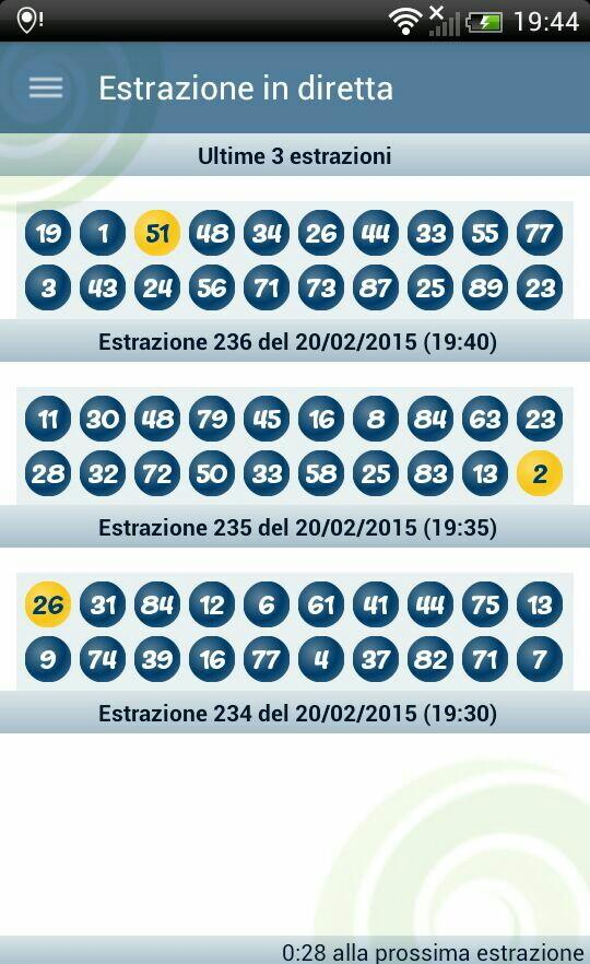 Estrazioni del 10 e lotto android apps on google play for 10 e lotto ogni 5 minuti in diretta