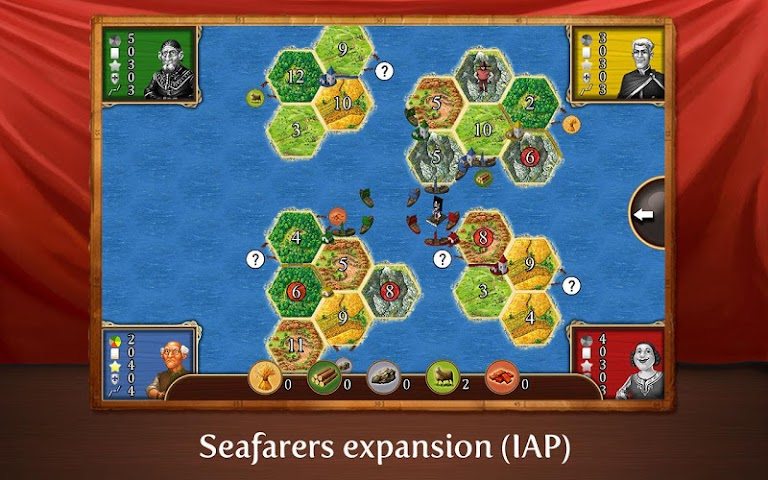 android Catan Screenshot 2