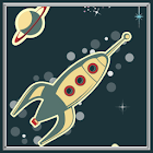 Retro Space Flight LW icon