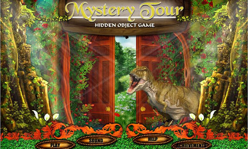 Mystery Tour - Hidden Objects