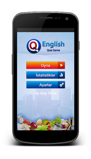 English Quiz Game