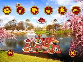 Screenshot of Chinese Food Maker FREE