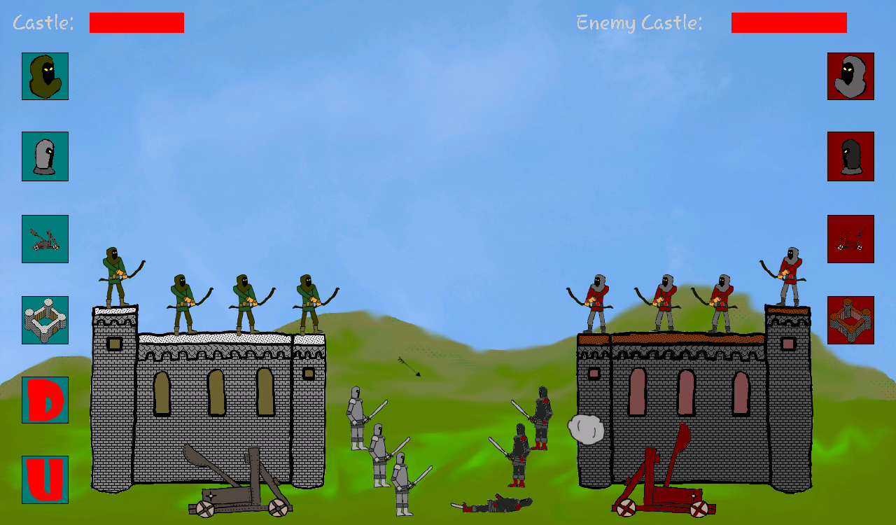 Fortress War Paid - screenshot