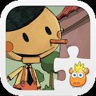 Pinocchio Jigsaw Tale icon