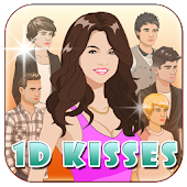 1D Kisses - One Direction Love