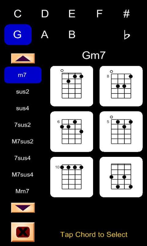 Ukulele Chord Cracker Pro - Android Apps on Google Play