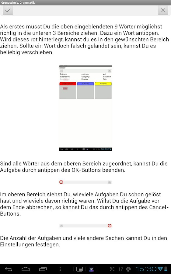 Grundschule: Grammatik u2013 Android-Apps auf Google Play