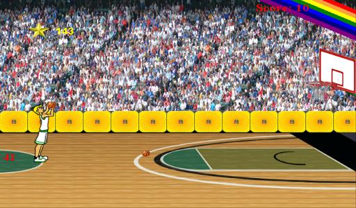【免費體育競技App】Basketball Shooting Game-APP點子