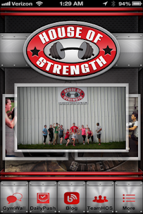 House of Strength Gym - screenshot thumbnail