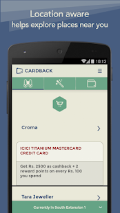 Credit & Debit Card Rewards - screenshot thumbnail