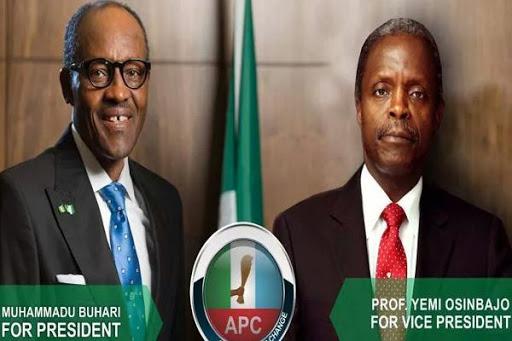 BuhariOsinbajo4President