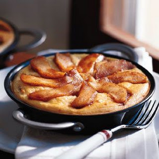 Mini Dutch Apple Pancakes