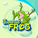 JumpingFrog logo