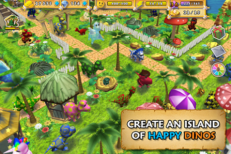 Happy Dinos- screenshot thumbnail