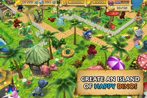 Happy Dinos - screenshot