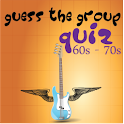 Guess The Group Quiz: 60s-70s logo