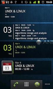 Simple Calendar Widget Pro v1.0.0