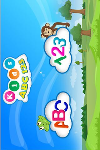 Kids ABC 123 - screenshot