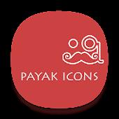 PAYAK ICONS APEX/NOVA/ADW/GO