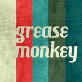GO SMS Grease Monkey Theme