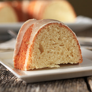 Orange Whipped Cream Cake