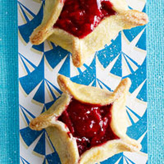 Tiny Raspberry Tarts